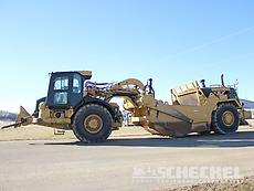 2013 Cat 627H Scraper, A02650