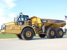2015 Cat 740B, Haul Truck, A02967