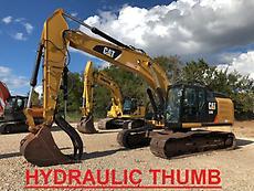2013 Caterpillar 329EL Hydraulic Excavator