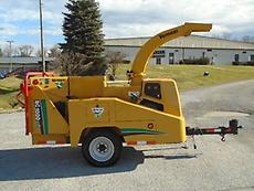 2007 VERMEER BC1000XL WOOD CHIPPER / BRUSH CUTTER FORESTRY ARBORIST