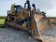 2015 Cat D11T Crawler Tractor, A02973