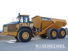 2014 John Deere 460E, Haul Truck, A02764