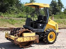 2011 BOMAG BW124 PDH-40 ROLLER- COMPACTOR- ROLLER- BOMAG- CAT- 20 PICS
