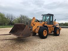 2012 Case 721F Wheel Loader