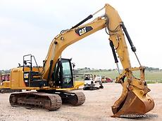 2014 CATERPILLAR 316EL EXCAVATOR- CRAWLER- CAT- DEERE- CASE- 35 PICS