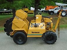 1998 VERMEER TC4A TRENCH COMPACTOR WALK-BEHIND