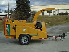 2007 VERMEER BC1000XL WOOD CHIPPER BRUSH CUTTER CHIPPER ARBORIST FORESTRY