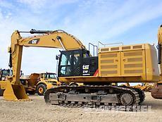 2019 Cat 374FL Excavator, A02961