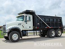 2015 Mack GU713 Granite, On-Road Dump Truck