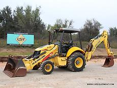 2011 NEW HOLLAND B95B BACKHOE - BACKHOE LOADER- LOADER- NEW HOLLAND- CAT-