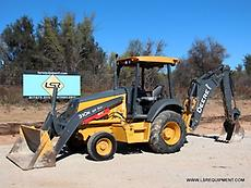 2012 JOHN DEERE 310K BACKHOE- LOADER BACKHOE- BACKHOE-LOADER- DEERE- CAT- 25 PIC