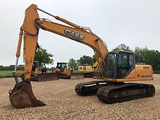 2011 Case CX210B Hydraulic Excavator