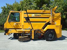 2007 JOHNSTON ALLIANZ MX450 HEAVY DUTY STREET SWEEPER UNIT