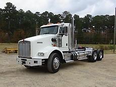 2012 Kenworth T800 Day Cab Truck Wet Kit Low Miles
