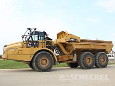 2015 Cat 740C, Haul Truck, A02941