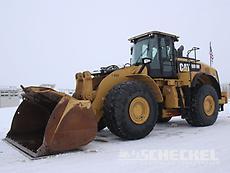 2015 Cat 980M, Wheel Loader, A02853