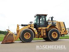 2012 Cat 966K Wheel Loader, A02615