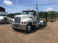 2012 Mack CHU613 Day Cab Semi Truck