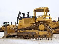 1996 Cat D8R Crawler Dozer, A02776