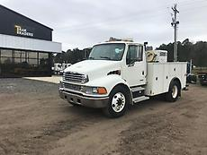 2005 Sterling ACTERRA Service Mechanics Truck
