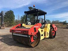 2010 Dynapac CC624HF Double Drum Roller