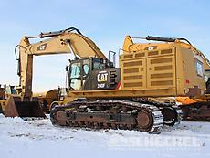 2018 Cat 390FL Exavator, A02851 – $688,000