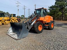 2011 Doosan DL250TC Wheel Loader