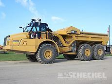 2015 Cat 740C, Haul Truck, A02948