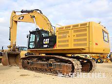 2018 Cat 390FL Excavator, A02819