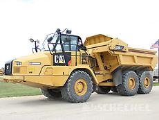 2014 Cat 730C, Haul Truck, A02954