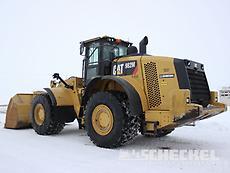 2015 Cat 982M Wheel Loader
