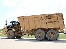 2010 Cat 740, Special Application, Haul Truck, A02917