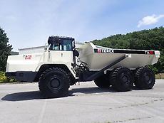 2003 TEREX TA35 ARTICULATED 6X6 OFF ROAD DUMP HAUL TRUCK