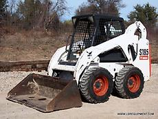 2010 BOBCAT S185 SKID STEER- SKID LOADER- LOADER- BOBCAT- CAT- DEERE