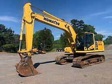 2016 Komatsu PC210 LC-11 Hydraulic Excavator
