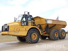 2012 Cat 740B Haul Truck, A02683
