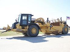 2016 Cat 627K, Scraper, A02877