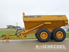 Holmes 30 Ton Dump Wagon, A02823