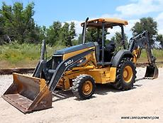2011 JOHN DEERE 310J BACKHOE- LOADER BACKHOE- BACKHOE-LOADER- DEERE- CAT- 25 PIC
