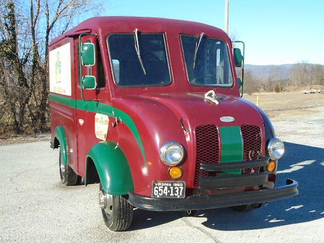 1960 Divco MILK TRUCK: Used Other Vans For Sale in