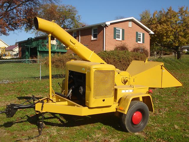 Ford Wood Chippers