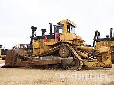 2005 Cat D10T, Crawler Tractor, A02738