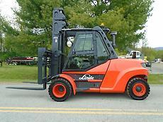 2012 LINDE H80D/1100 17,000 LB CAP. FORKLIFT
