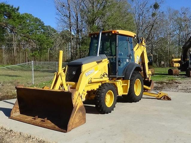 2007 john deere 310sg used backhoe loaders for sale in - Craigslist mississippi farm and garden ...