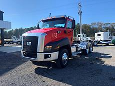 2016 Caterpillar CT660S Day Cab Truck