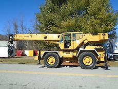 1985 GROVE RT422 22 T0N ROUGH TERRAIN CRANE