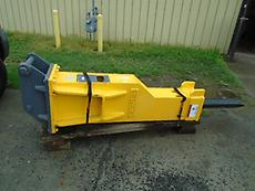 2013 MUSTANG MB1500 HYDRAULIC HAMMER/BREAKER EXCAVATOR ATTACHMENT (NEW COND.)