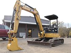 2010 CATERPILLAR 304C CR MINI EXCAVATOR- EXCAVATOR- CATERPILLAR- CAT- 31 PICS
