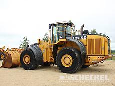 EQUIPMENT FOR SALE 2011 Deere 844K Wheel Loader, A02469