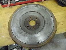 MACK E7-350 FLYWHEEL